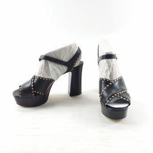 Michael Kors Women's Jessie Platforms Black 9 1\2